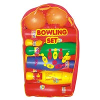 Bowling Set Senior 10 Pin Packing