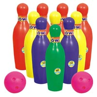 Bowling Set Senior 10 Pin