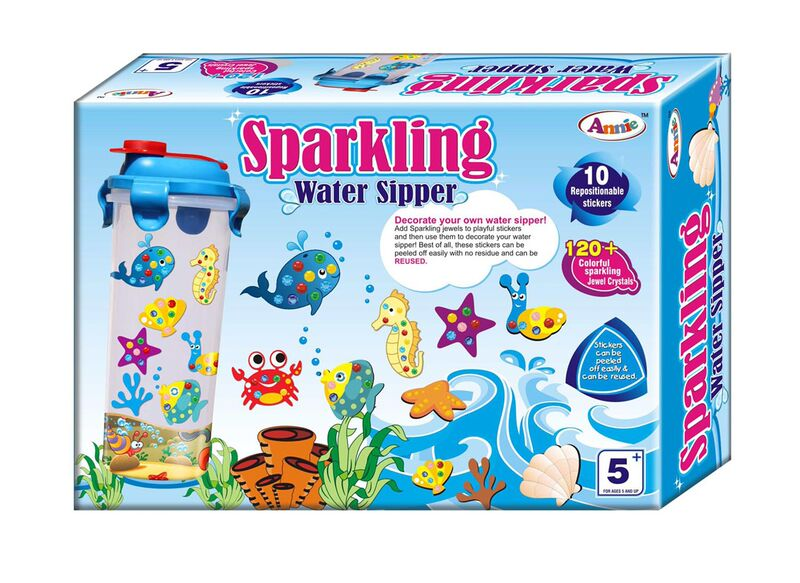 Sparkling Water Sipper
