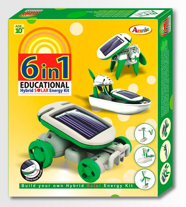 6 in 1 Solar Energy Series 1