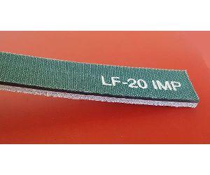 ART NO. (LF-20 IMP) Chrome Leather Flat Belts