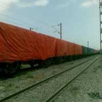 HDPE Wagon Cover