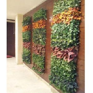 Artificial Vertical Green Wall