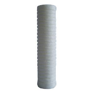 White Spun Filter Cartridge