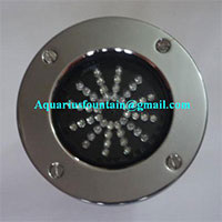 Floor Mounted LED Light 01