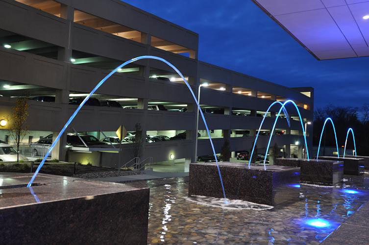 Laminar Jet Fountain 01