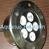LED Fountain Light 01