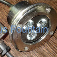 LED Fountain Light 02