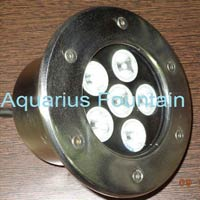 Power Led Fountain Lights