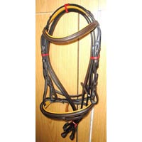 Leather Padded Bridle