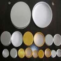 Aluminium Caps (22mm)