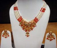 Gold Plated Chokar Set