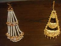Gold Plated Jhumka 002