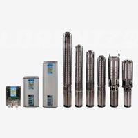 PS Centrifugal Submersible Solar Pumps