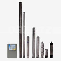 PSk2 Centrifugal Submersible Solar Pumps