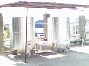 Water Heating & Cooling System