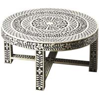 Bone Inlay Coffee Table (NB-CFTL-103)