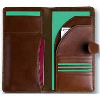 Leather Credit Card Holder 02