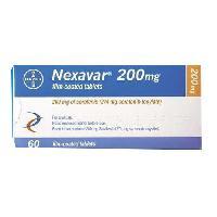 Sorafenib Nexavar Tablets