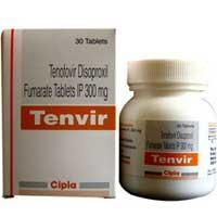 Tenofovir Disoproxil Fumarate Tablets (Tenvir)