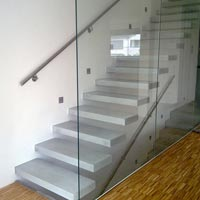 Stainless Steel Railing Glass 01