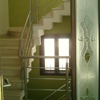 Stainless Steel Railing Glass