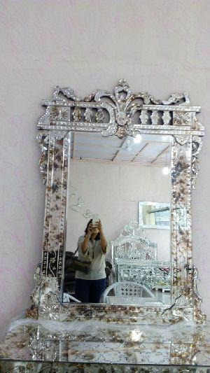 Ventian Glass Mirror 01