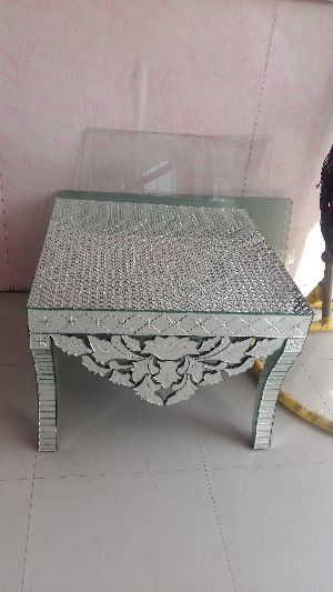Ventian Glass Table