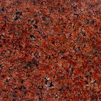Multi Red Granite Slab