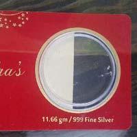 Gold Coin Card 11