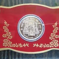 Silver Coin Card 04