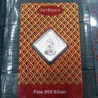 Silver Coin Card 06