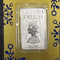 Silver Coin Card 08