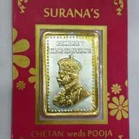 Silver Coin Card 09