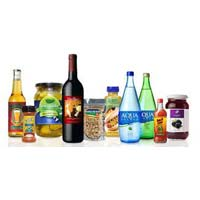 Food And Beverage Bottle Labels