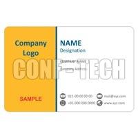 Business Card Sample