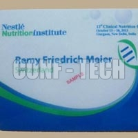 Conference Cards