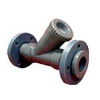Polypropylene Y Type Strainer (Flanged End)