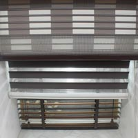 Roller Pleated Blinds