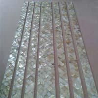 Mother of Pearl Border & Strips 01