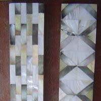 Mother of Pearl Border & Strips 04