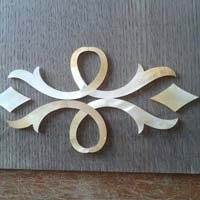 Mother of Pearl Inlay On Corian & Veneer 01