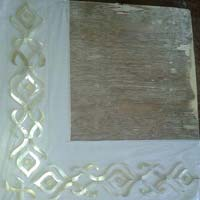 Mother of Pearl Inlay On Corian & Veneer 03