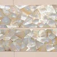Mother of Pearl Inlay On Corian & Veneer 08