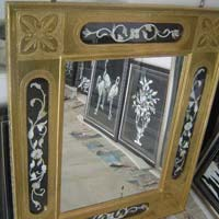 Mother of Pearl Mirror 04