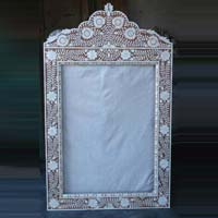 Mother of Pearl Mirror 09