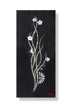 Mother Of Pearl Veneer Inlay 08