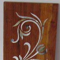 Mother of Pearl Wooden Inlay 14