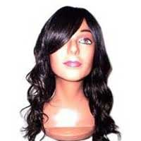 Single Drawn Hair Wig - 02