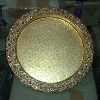 Handmade Gift Plate 02